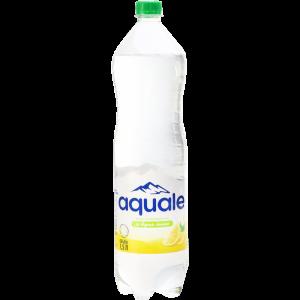 """Вода пить.""""AQUALE БЕРЕЗИН."""" (лимон) 1.5л"""