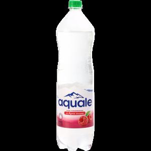 """Вода пить.""""AQUALE БЕРЕЗИН."""" (малина)1.5л"""