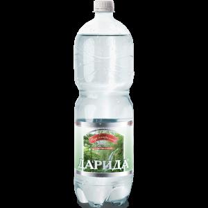 """Вода мин.пр.леч-ст.пит""""ДАРИДА""""(газ)1.5л"""