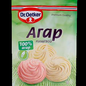 """Агар пищевой """"DR.OETKER"""" 7г"""