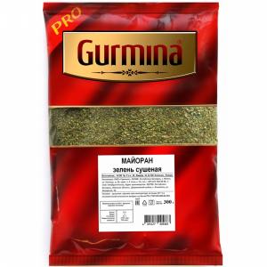 "Майоран трава""GURMINA"" (зелень суш.)300г"