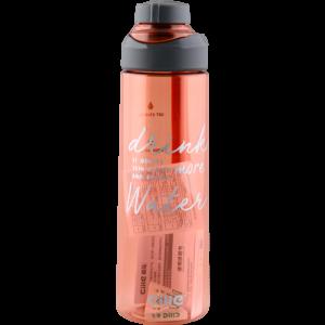 Бутылка для воды (XL-1913)оранжевый