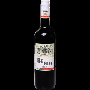"""Вино б/алк.""""BE FREE"""" (красное) 0.75л"""