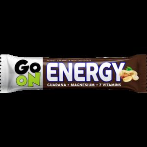 "Батончик""GO ON ENERGY""(карам."