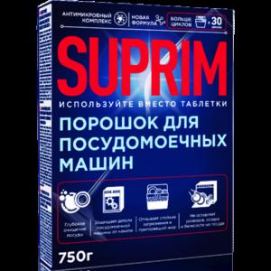 """Порошок """"SUPRIM"""" (дл/посуд.машин)0.75кг"""