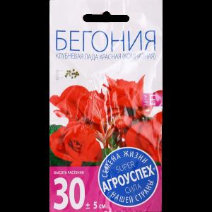 """Бегония """"ЛАДА"""" (Темно-красная) 8 шт"""