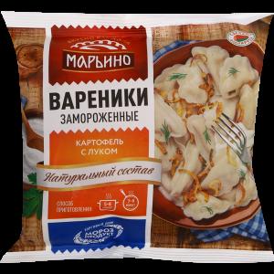 "Вареники ""МАРЬИНО"" (картоф) РБ"