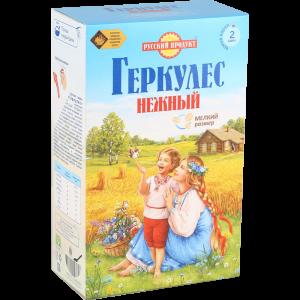 """Хлопья овсяные""""ГЕРКУЛЕС НЕЖНЫЙ""""450г"""