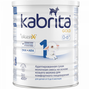 """Смесь """"KABRITA 1 GOLD"""" 400г"""