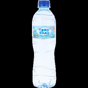 """Вода дет.""""КАЗАЧОК БУДУ ВОДУ""""(негаз)0.5л"""