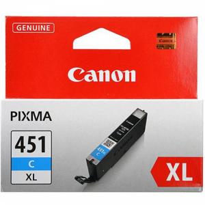 """Картридж""""CANON""""(CLI-451XLCголуб6473B001)"""