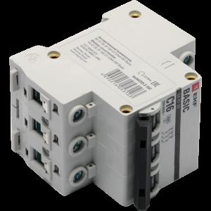 Автоматический выкл.(3P 16А (C) 4
