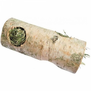 Деревянный туннель(с сеном малый 15см)