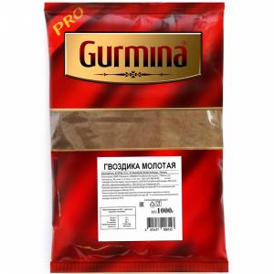"""Гвоздика """"GURMINA"""" (молотая) 1000г"""