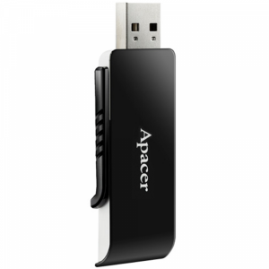"Накопитель USB""APACER""AP16GAH350B-1 Blac"