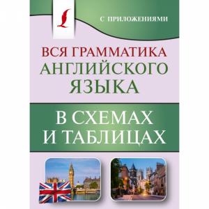 """Книга """"ГРАММАТИКА АНГЛИЙСКОГО ЯЗЫКА"""""""