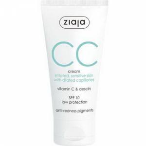 Крем для лица CC для чувств. кожи