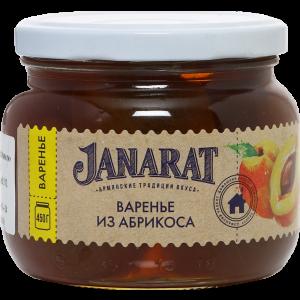 """Варенье """"JANARAT"""" (из абрикоса) 450г"""