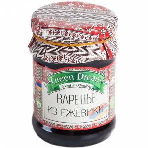 "Варенье из ежевики ""GREEN DREAM"" 300г"