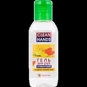 "Гель очищ д/р""CLEAN HANDS""(mel/wat)50мл"