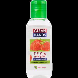 """Гель очищ д/р""""CLEAN HANDS""""(strawb)50мл"""