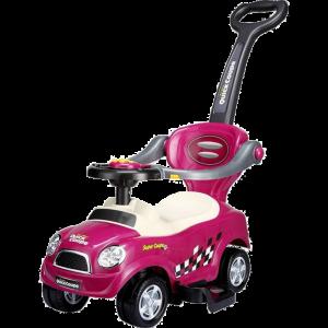 Каталка-автомобиль (фиолетовый