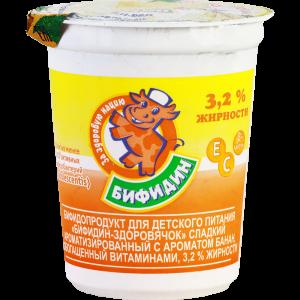 "Бифидин ""ЗДОРОВЯЧОК""(3.2%"