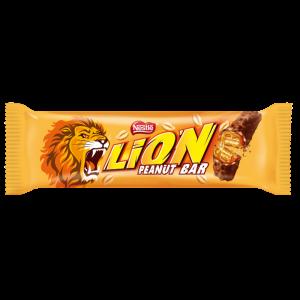 "Ваф.батончик ""LION"" (арахис)40 г"