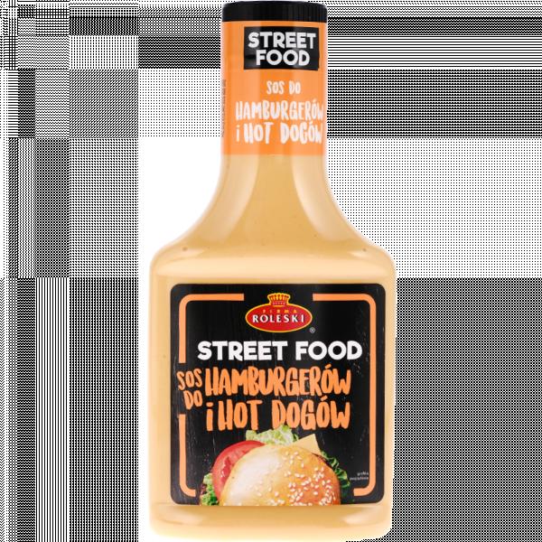 "Соус майон.""STREET FOOD""(для гамб )300г"