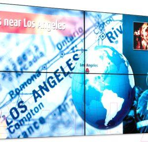 Информационная панель Barco BVD5521 с креплением / R98498002FG